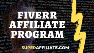Fiverr Affiliate Program Details